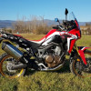 Honda Africa Twin CRF1000L 2016, cambio manuale e ABS